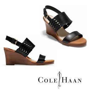 Cole Haan Sandals Paiva Grand Slingback Wedge